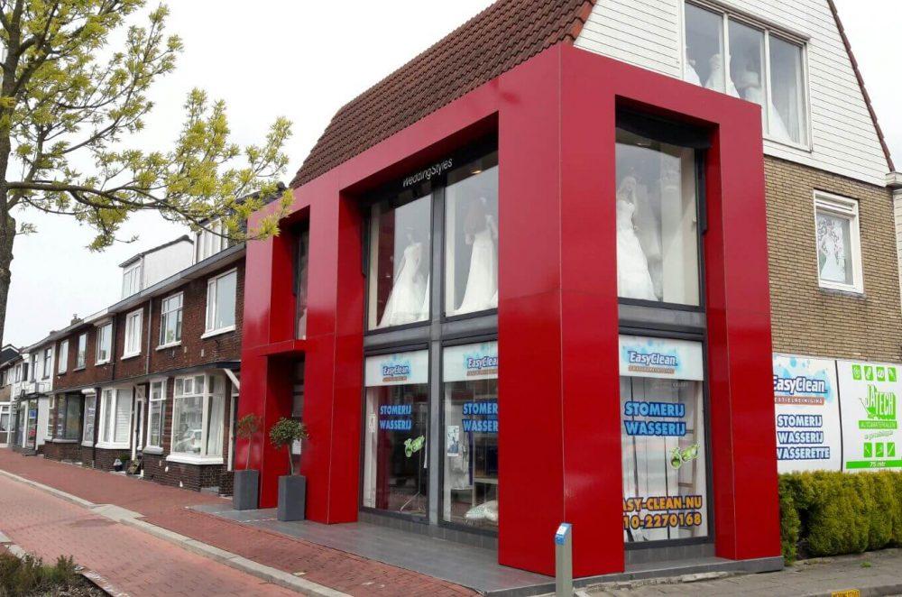 Bruidsmode winkel Capelle ad IJssel