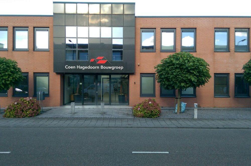 kantoor Coen Hagedoorn bouwgroep
