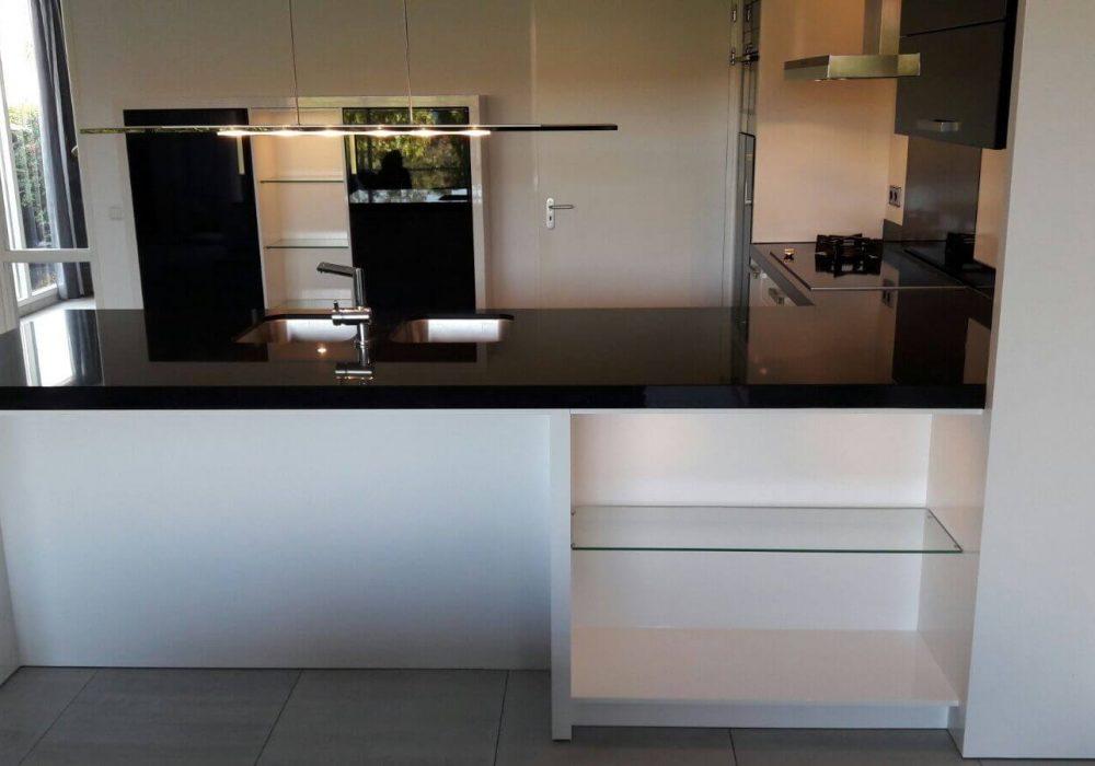 Keukens en meubels wrappen holland geveltechniek