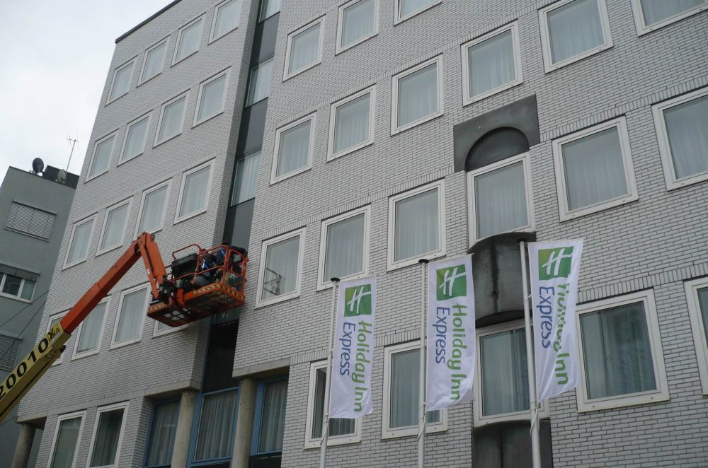Holiday inn hotel te Arnhem