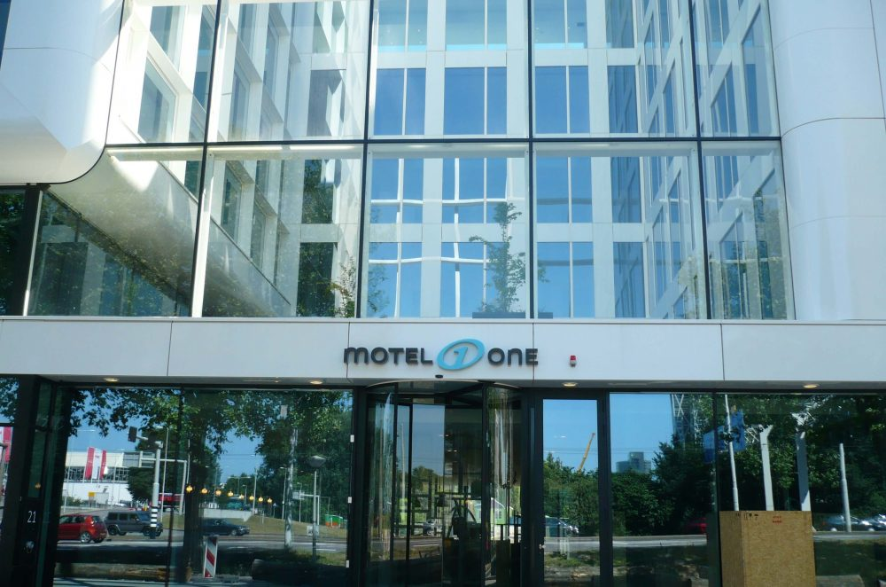 Motel One te Amsterdam